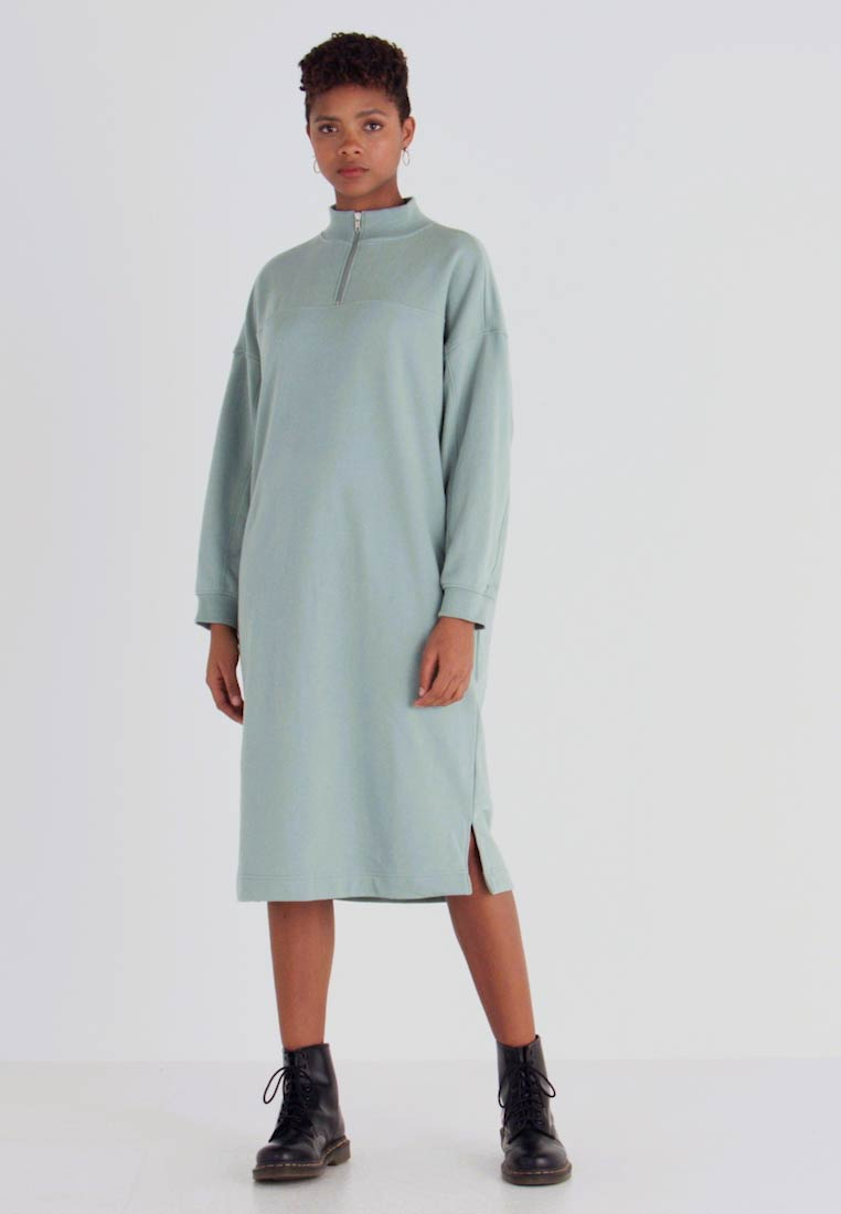 Monki - ELENA DRESS - Kjole - green - 1
