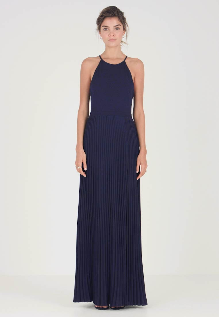 Nly by Nelly - PLEATED GOWN - Ballkjole - navy - 1