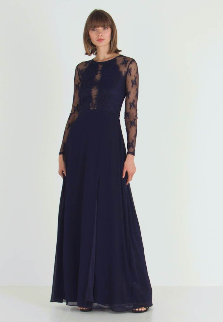 Nly by Nelly - SOMETHING ABOUT HER GOWN - Galajurk - navy - 1