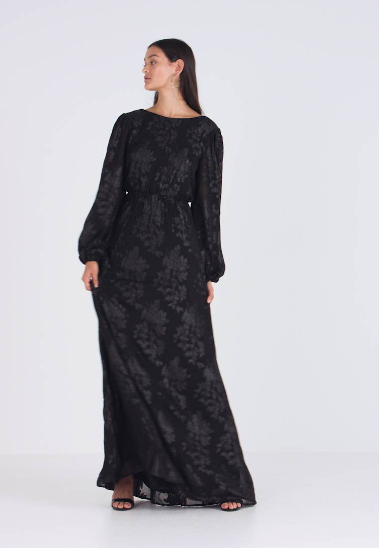 Nly by Nelly - SLEEVE GOWN - Ballkjole - black - 1