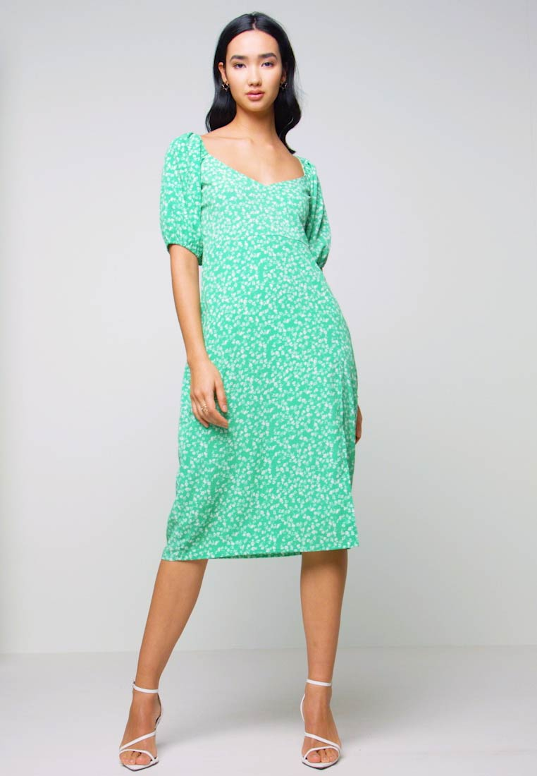 Nly by Nelly - OFF SHOULDER DRESS - Kjole - multi-coloured - 1