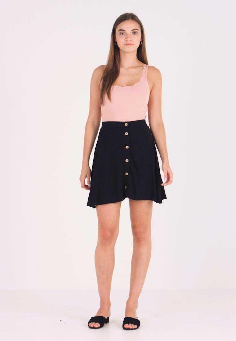 New Look - SCALLOP BODY - Top - nude - 1