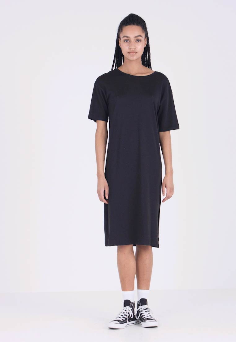 Noisy May - NMMAYDEN 2/4 DRESS NOOS - Robe d'été - black - 1