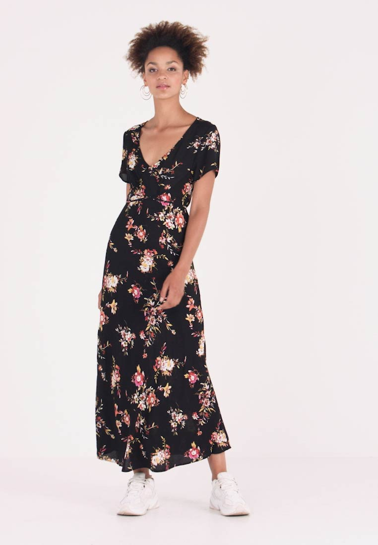 Obey Clothing - SONOMA DRESS - Maxi dress - black/multi - 1