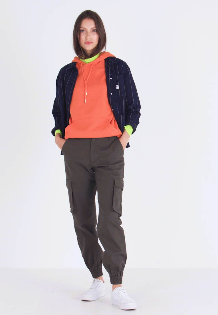 ONLY - Trousers - beluga - 1