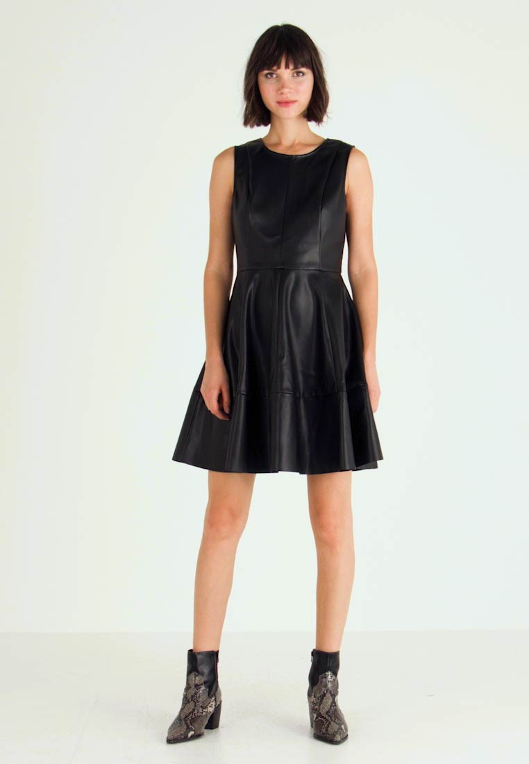 ONLY - ONLCORINNE DRESS - Kjole - black - 1