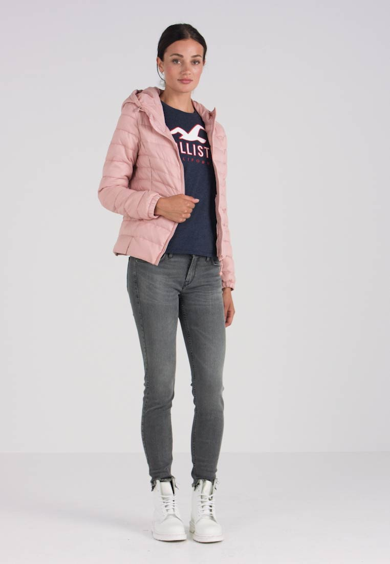 ONLY - ONLTAHOE HOOD JACKET  - Lett jakke - misty rose - 1