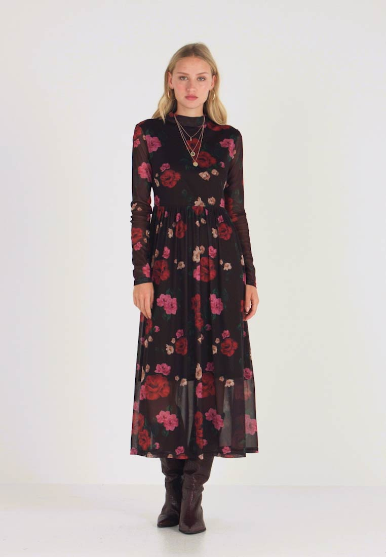 one more story - DRESS - Day dress - black multi color - 1