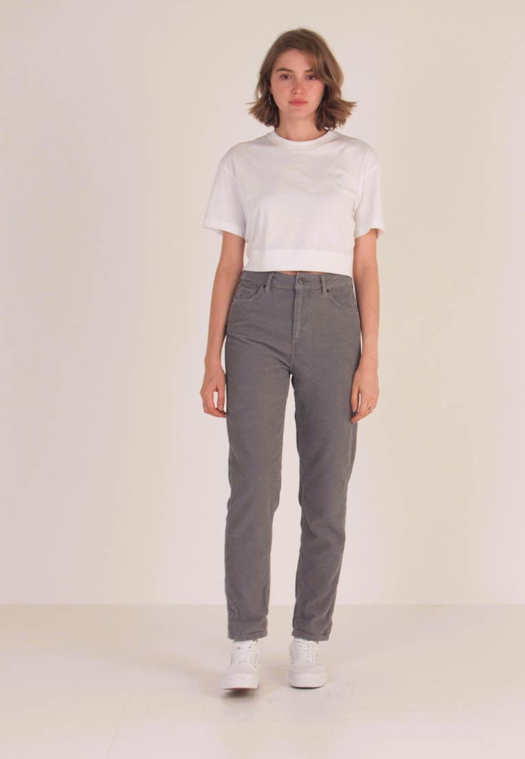 BDG Urban Outfitters - MOM - Bukse - cool grey - 1