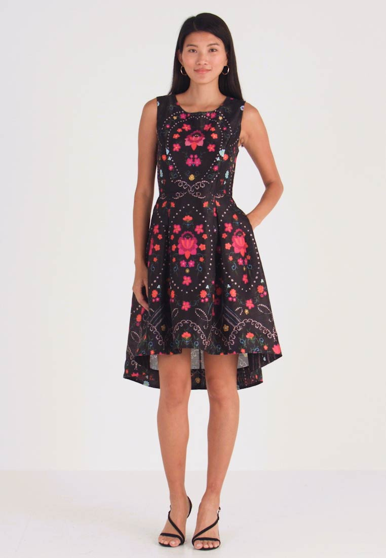Derhy - BEAUBOURG - Cocktail dress / Party dress - black - 1