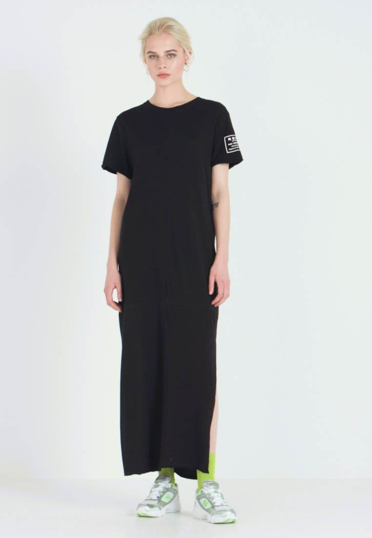 Replay - DRESS - Maxi dress - black - 1