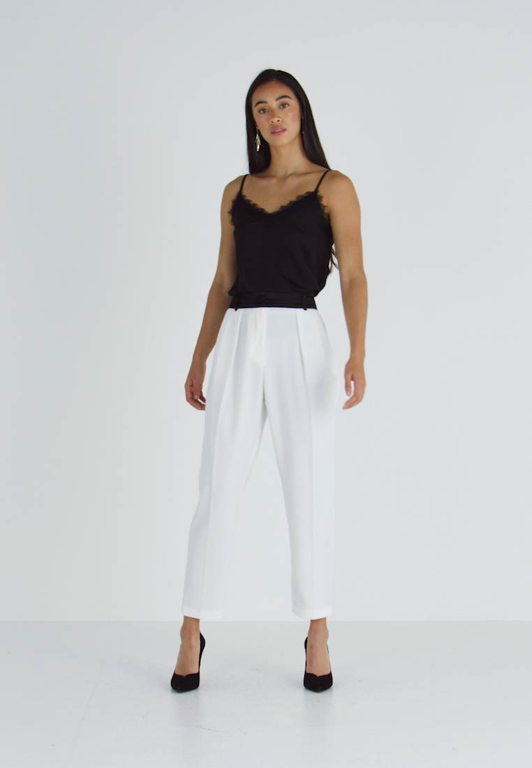 River Island - Trousers - white - 1