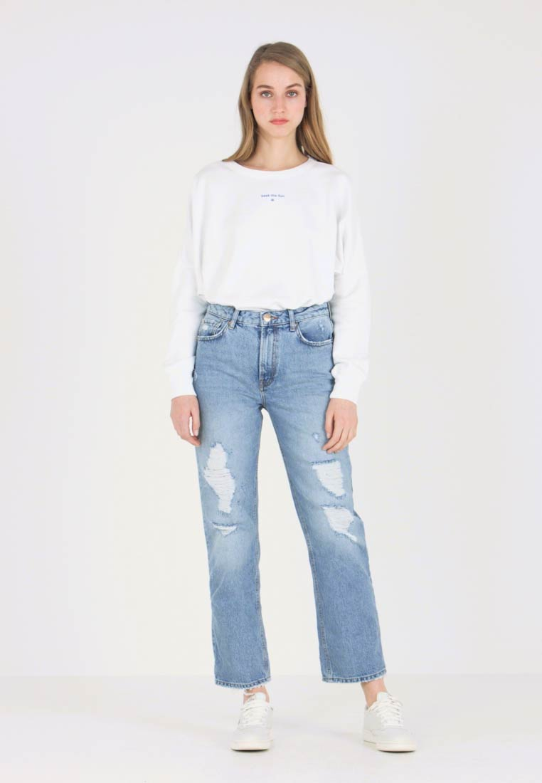 River Island - Jeans relaxed fit - blue denim - 1