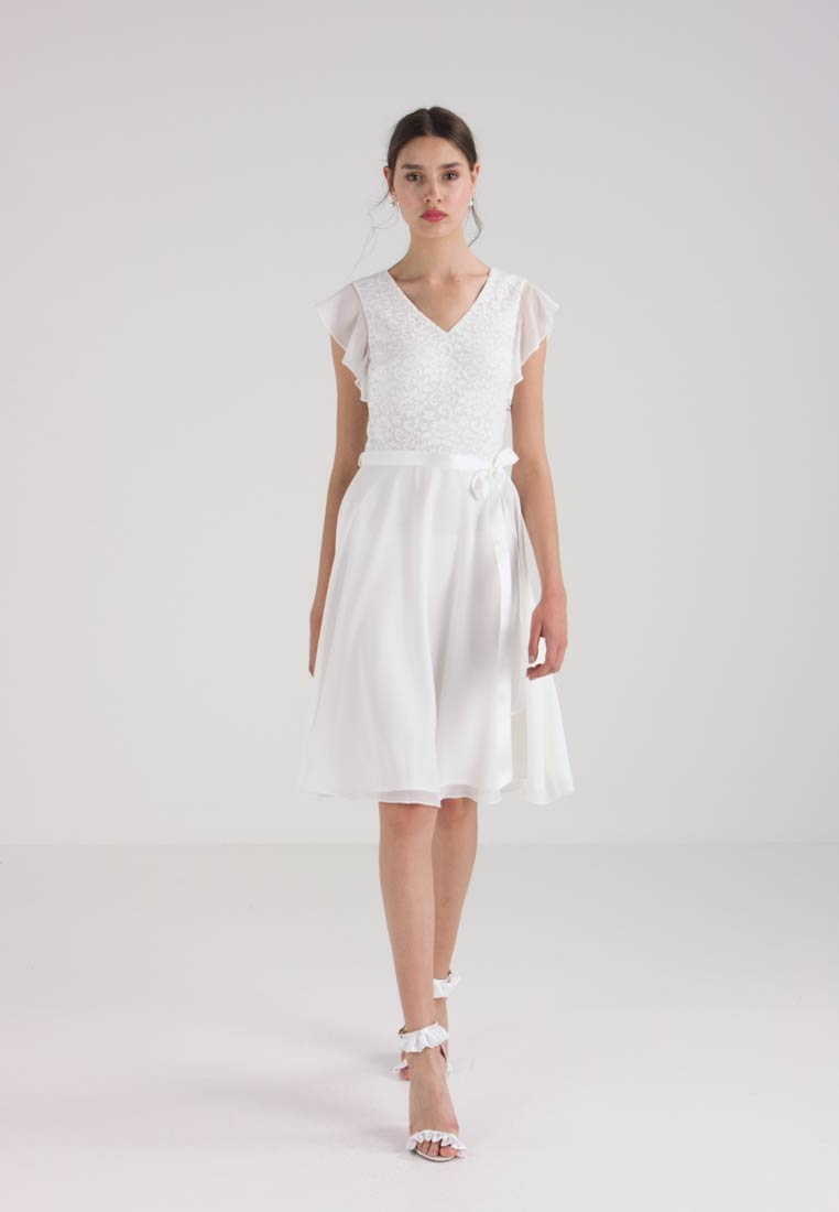 Swing - BRIDAL - Cocktail dress / Party dress - ivory - 1