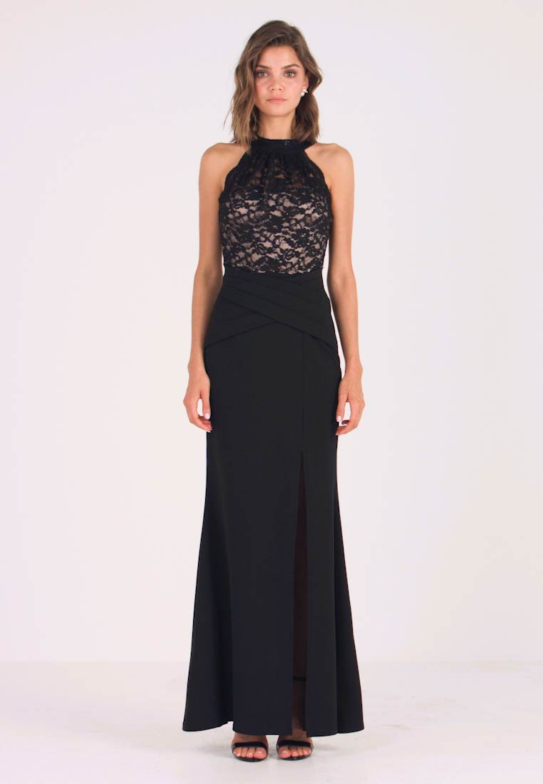 Sista Glam - KAYTI - Occasion wear - black/nude - 1