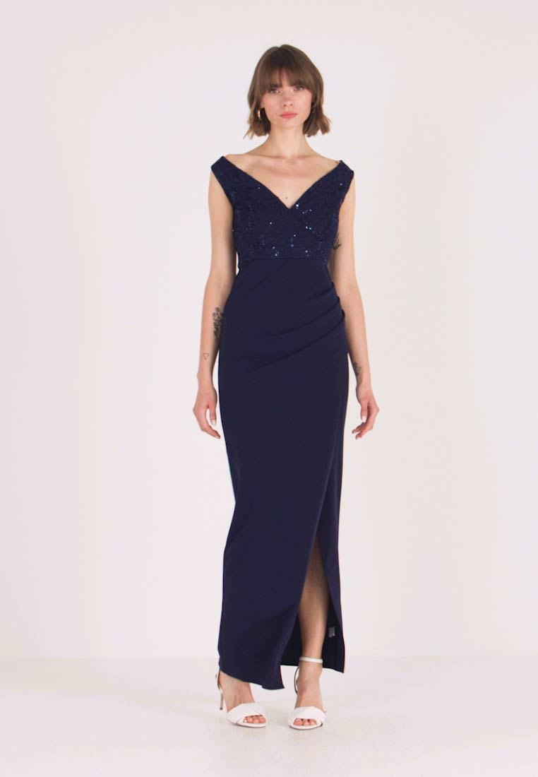 Sista Glam - SELBY - Occasion wear - navy - 1