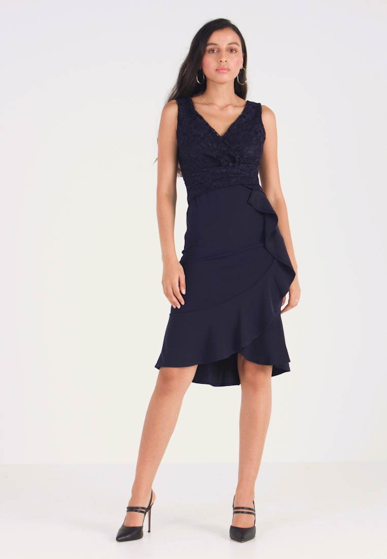 Sista Glam - ARIANNE - Cocktail dress / Party dress - navy - 1