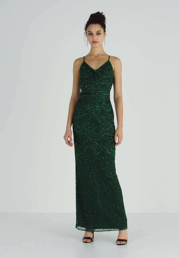 Sista Glam - FLORY - Occasion wear - emerald green - 1
