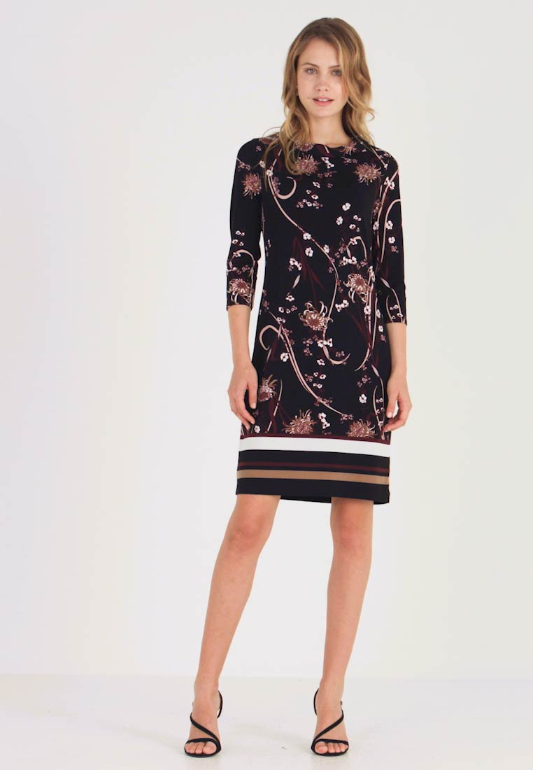 s.Oliver BLACK LABEL - Jersey dress - tendril - 1