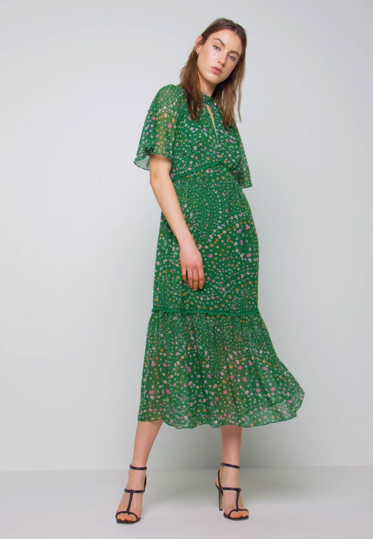 Three Floor - CONSTANTINE DRESS - Sukienka letnia - jelly bean green - 1