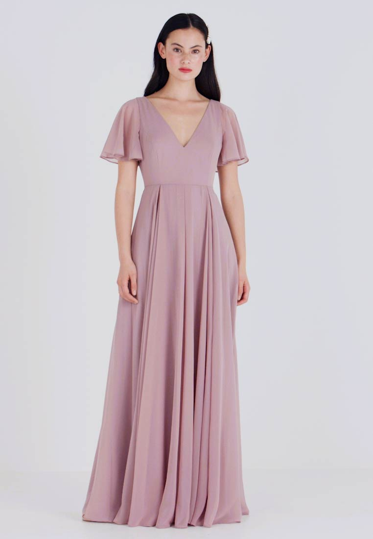 TH&TH - PHOEBE - Occasion wear - smoked orchid - 1