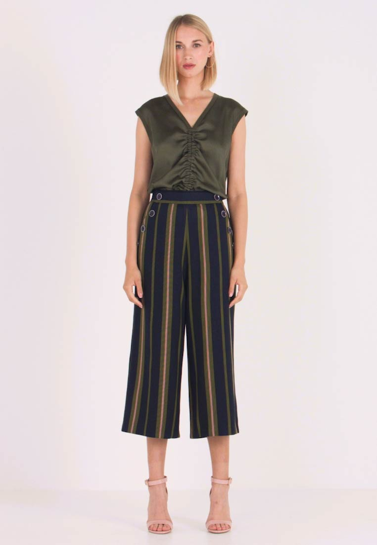 Ted Baker - BASILA - Trousers - navy - 1