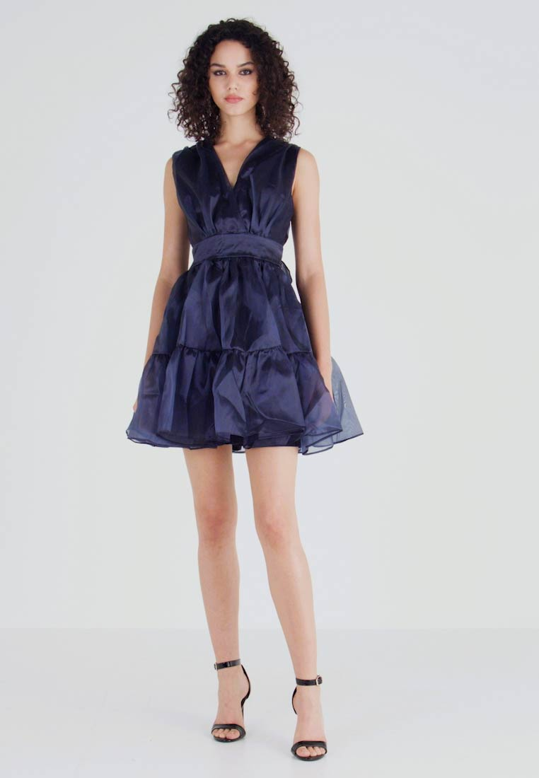 TFNC - PIETRA DRESS - Cocktailjurk - navy - 1