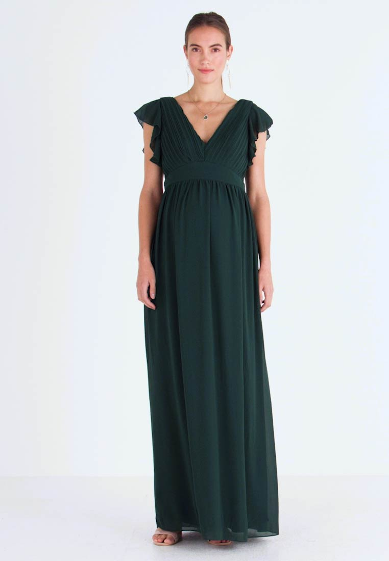 TFNC Maternity - EXCLUSIVE LYON MAXI DRESS - Occasion wear - jade green - 1