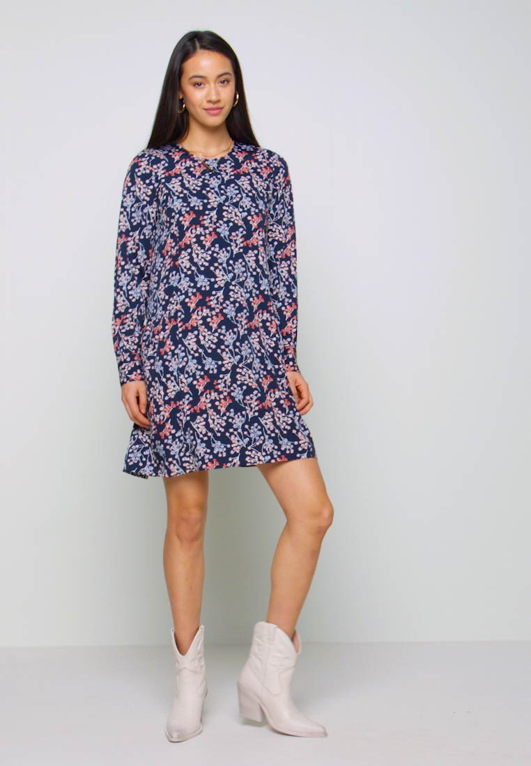 Vero Moda - VMJAMILLA SHORT DRESS  - Kjole - night sky - 1