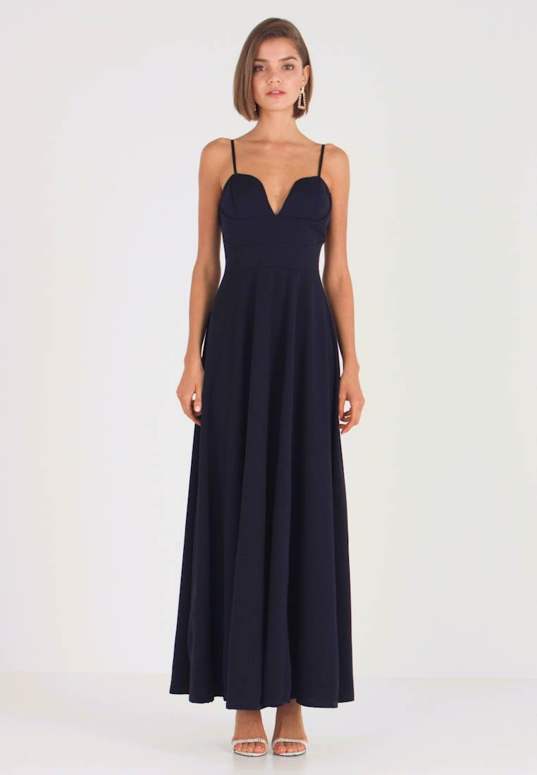 WAL G. - THIN STRAP CUP - Occasion wear - navy - 1