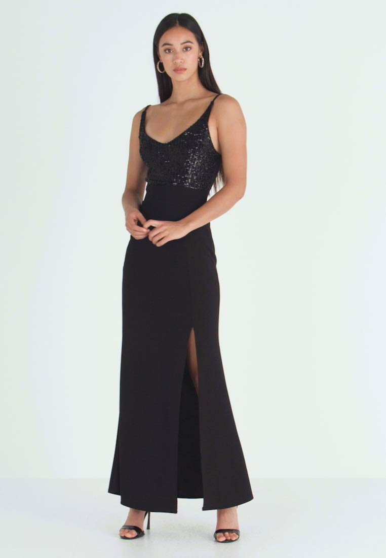 WAL G. - SEQUIN - Occasion wear - black - 1