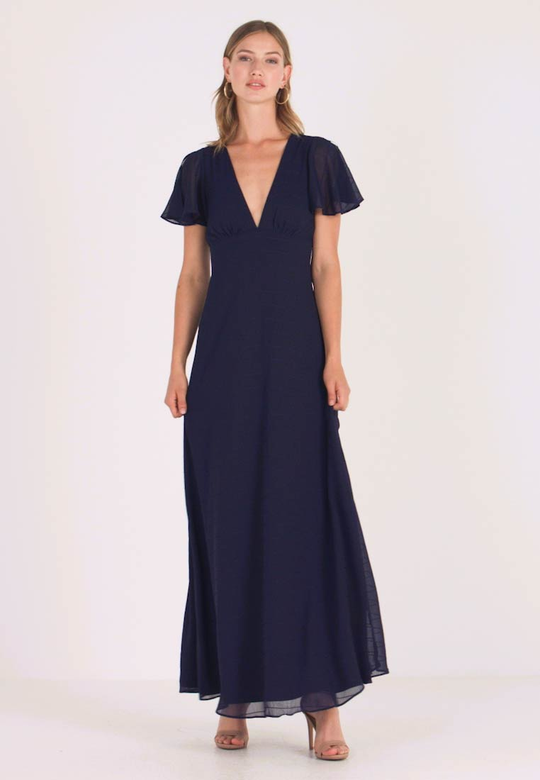 YAS - YASPEACHY MAXI DRESS - Occasion wear - night sky - 1