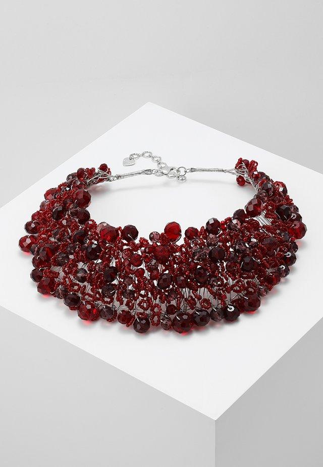 ARVAN - Necklace - red