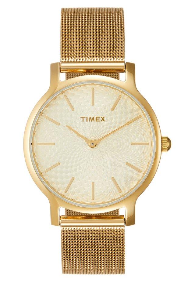 SKYLINE - Watch - gold-coloured