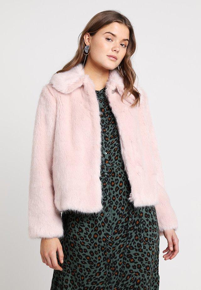 KLEO LUXE - Winterjacke - pink