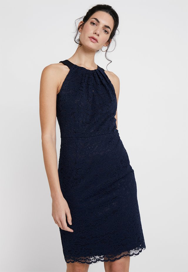 VIOLA - Cocktail dress / Party dress - navy