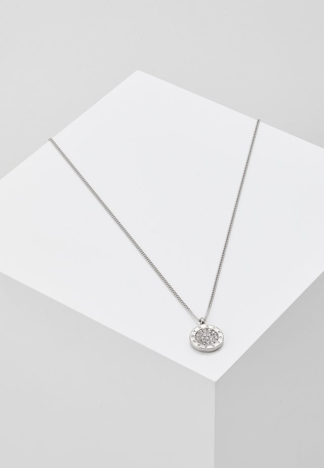 ALIA NECKLACE - Ketting - silver-coloured