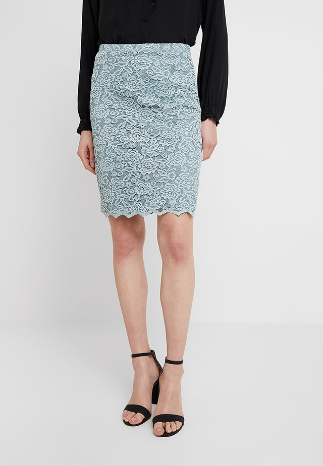 Pencil skirt - abyss