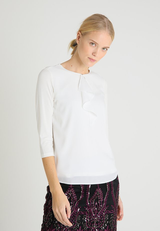 3/4 ARM - Long sleeved top - off-white