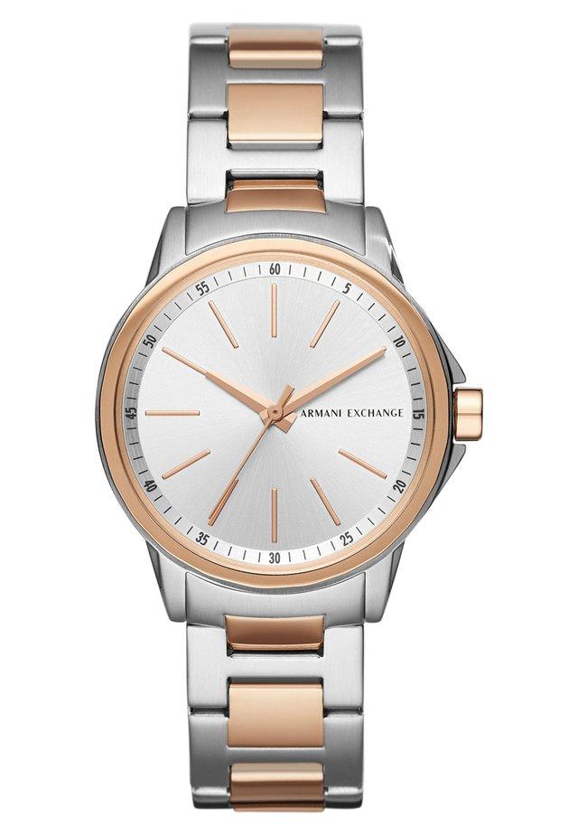 Reloj - rosegold-coloured/silver-coloured