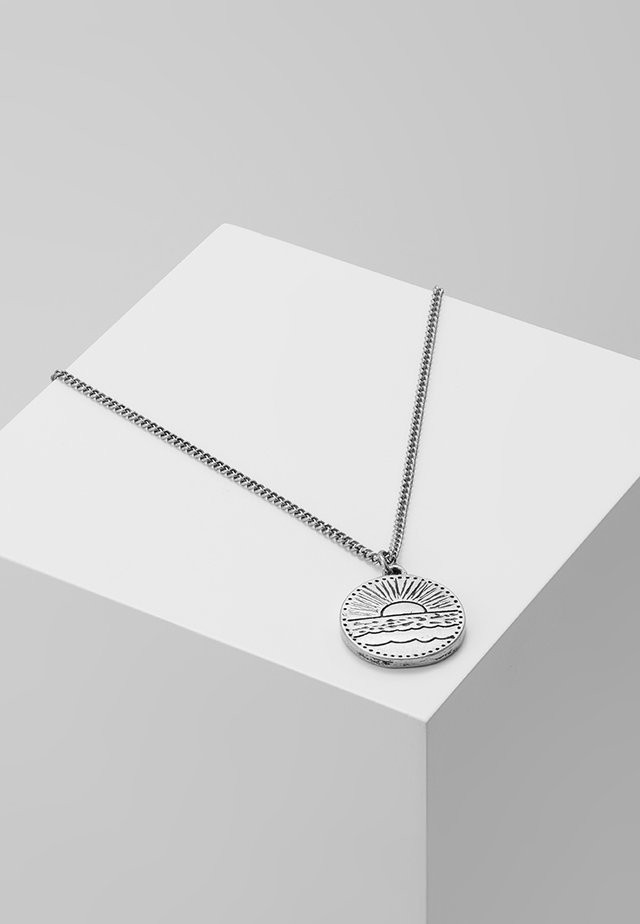 AMANECER NECKLACE - Ketting - silver