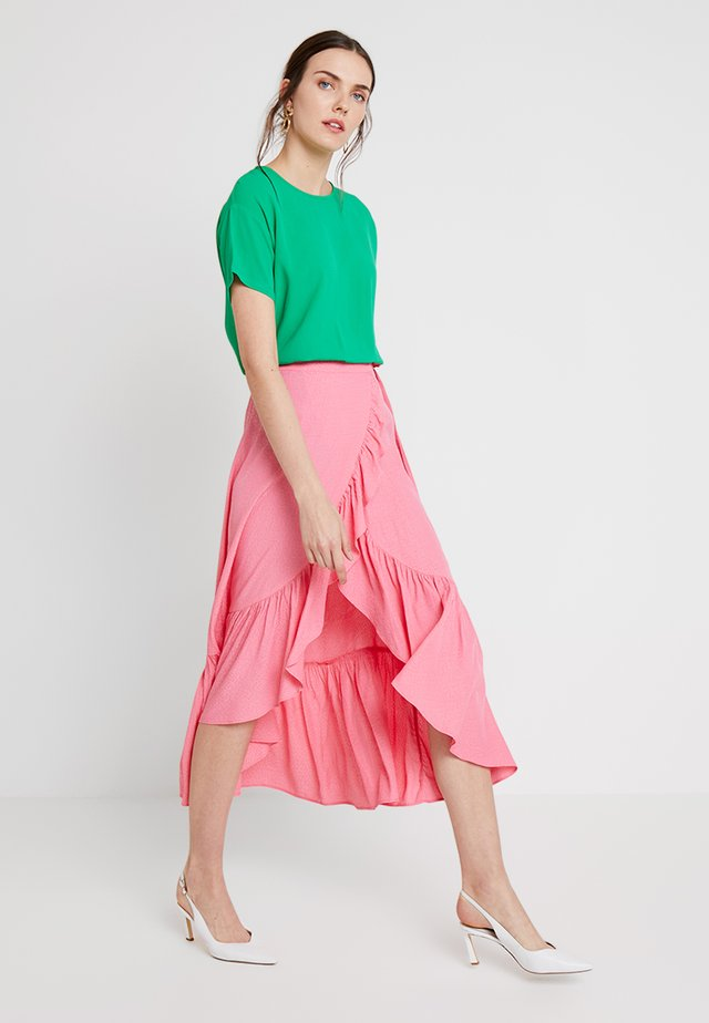SIGOURNEY - Wrap skirt - confetti