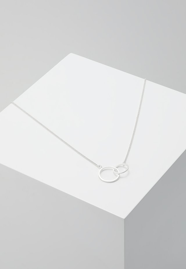 NECKLACE HARPER - Halskette - silver-coloured