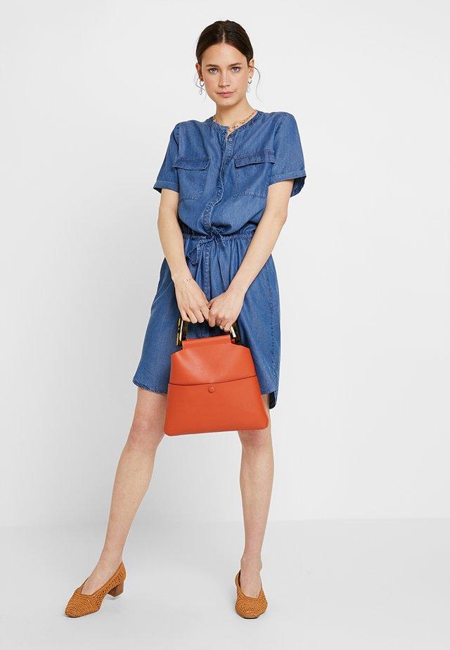WALIA - Vestido informal - mid blue wash