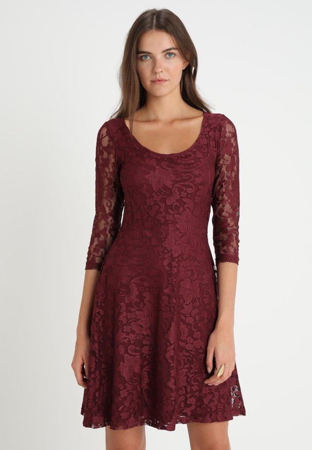 Cocktailkleid/festliches Kleid - burgundy