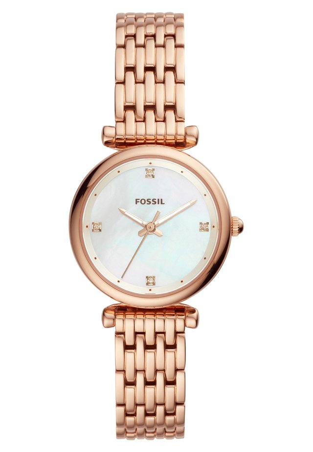 CARLIE - Orologio - roségold-coloured