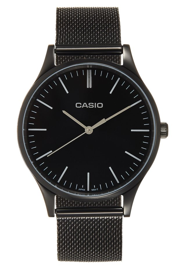 Uhr - schwarz