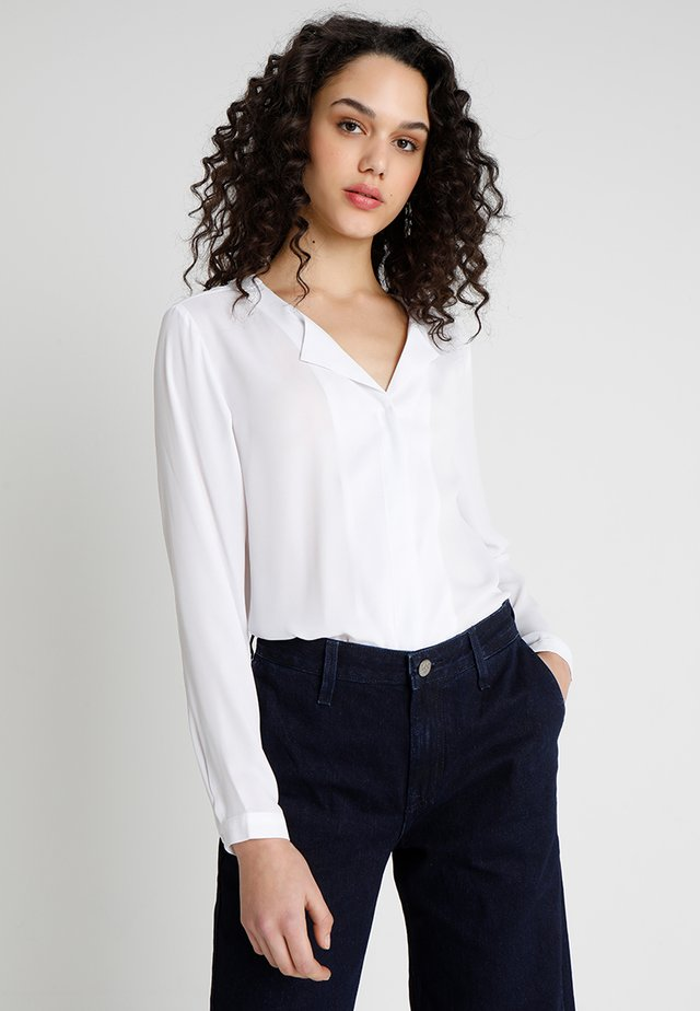 HIALICE - Button-down blouse - optical white