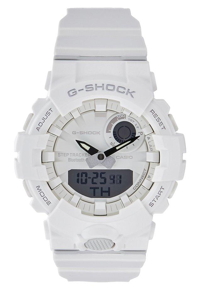 Uhr - white