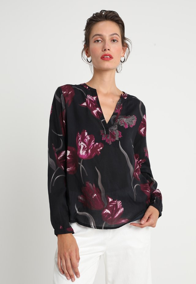 Blouse - black deep